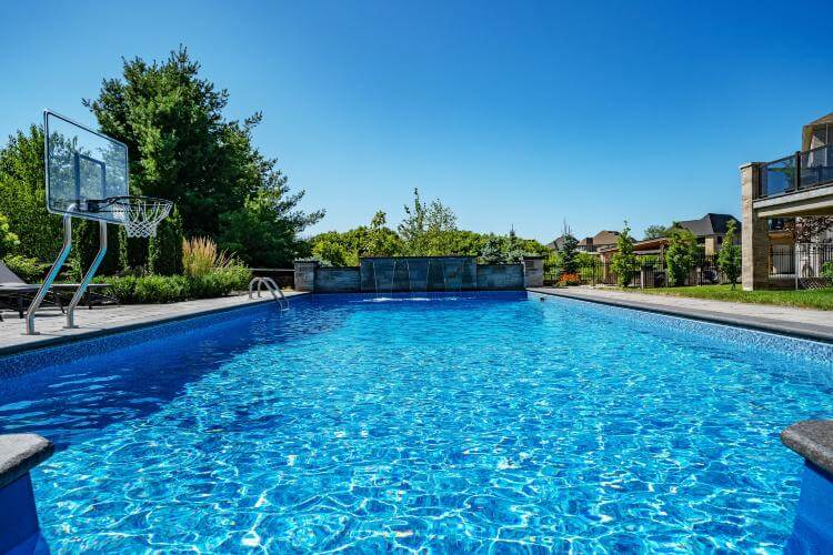 cost to put in a pool Nobleton