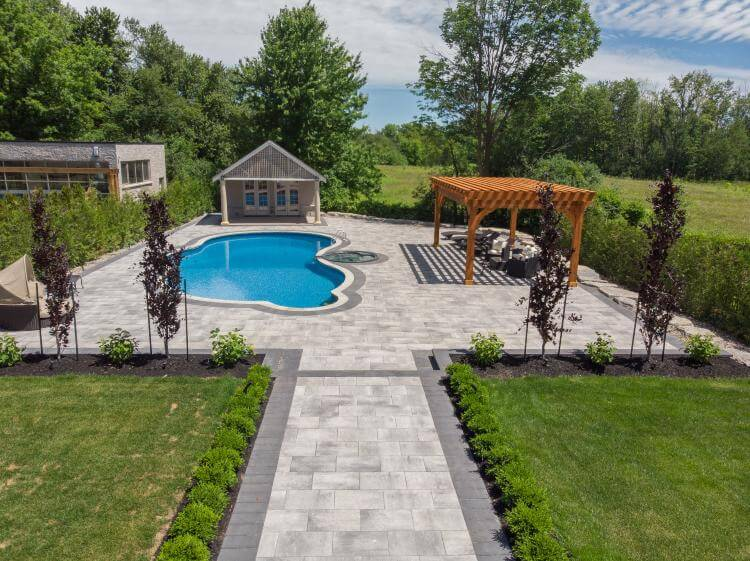 inground pool prices Nobleton