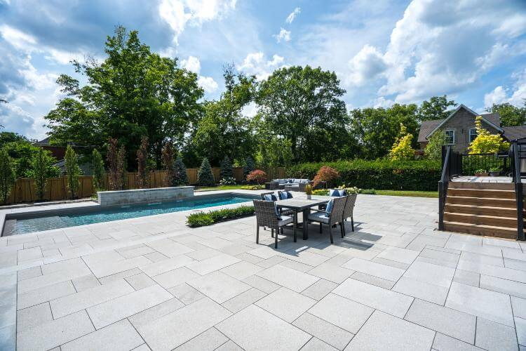 pool deck designer Richmond Hill
