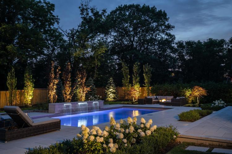pool designers North York