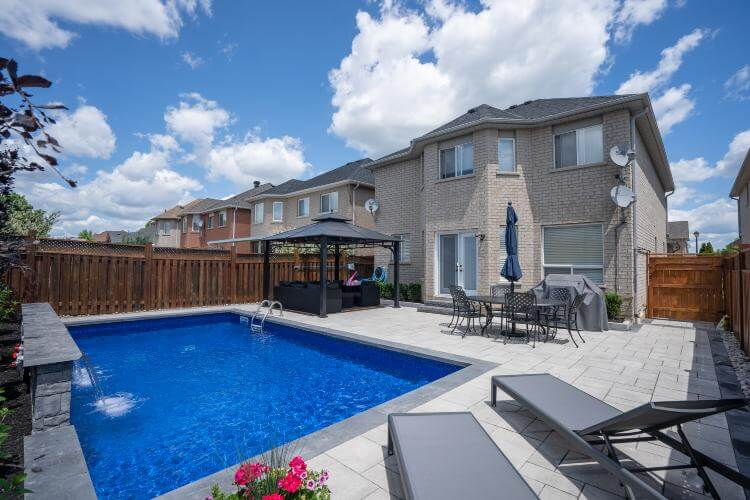 pool installation prices Nobleton