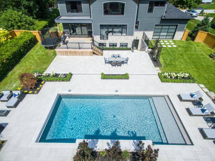 swimming pool builders near Aurora