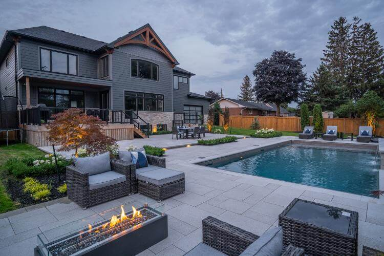 swimming pool designers North York